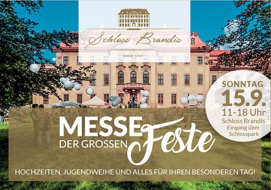 Leipzig Hochzeitsmesse Schloss Brandis Brautmoden Für Männer Und Frauen Die Sich Trauen