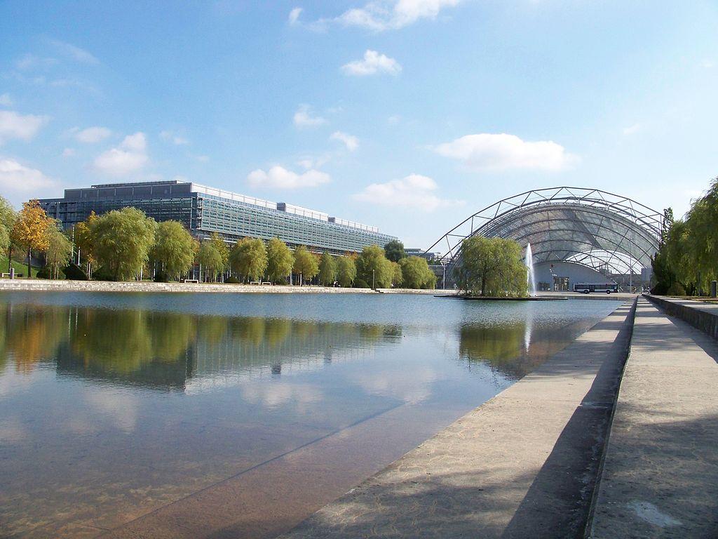 Leipzig Messe Kongresszentrum Glashalle Hochzeitsmesse Jawort Event Location Heiraten Veranstaltung