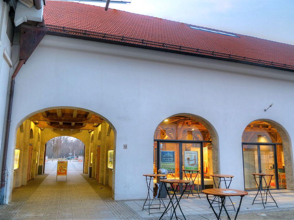 Veranstalungsgebäude Die Tenne Fürstenfeld Gastronomie Catering Hochzeit Glücksmomente Ffb