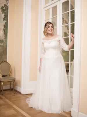 Brautkleid Mode De Pol Lovely Curvy Herzausschnitt Tüll A Linie Carmen Lo 86t 01 1.jpg