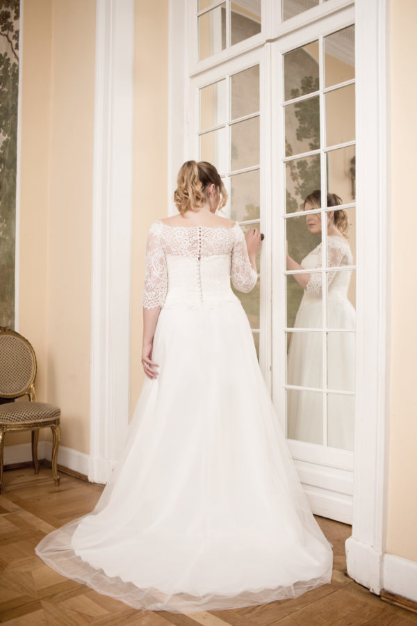 Brautkleid Mode De Pol Lovely Curvy Herzausschnitt Tüll A Linie Carmen Lo 86t 02 1.jpg