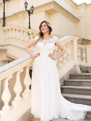 Brautkleid Mode De Pol Lovely Pailletten Curvy Herzausschnitt Chiffon A Linie Carmen Lo 117t 01 1.jpg