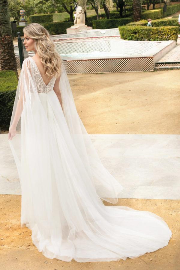 Brautkleid Mode De Pol Theone A Linie Tuell V Ausschnitt Herzausschnitt Transparent Pailletten Volants To 1211t 02.jpg