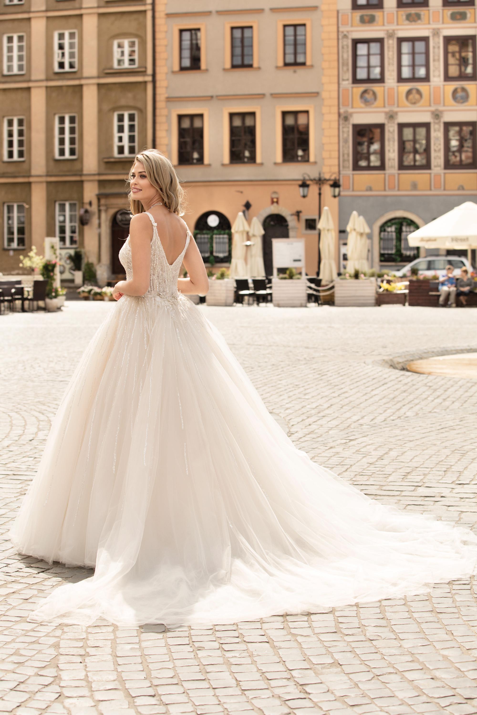 Und hochzeitskleider mit glitzer tüll Brautkleid Prinzessin