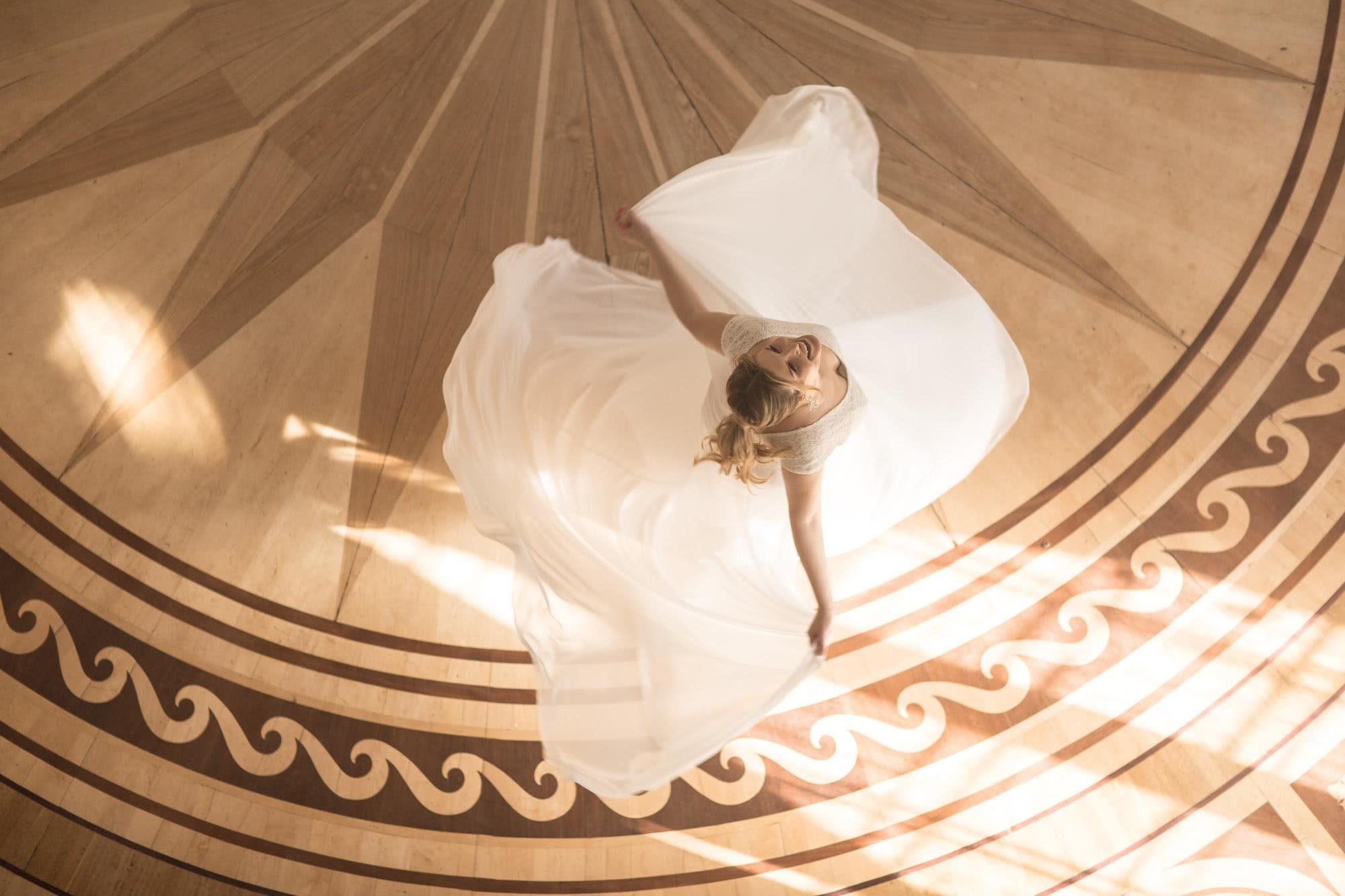 Brautkleid Mode De Pol Lovely übergröße Heiraten Schloss Hochzeit