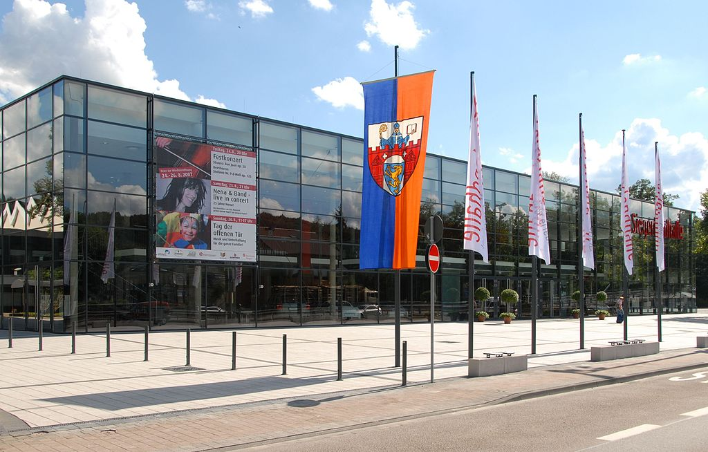 Hochzeitsmesse Festmesse Siegen Kongresszentrum Siegerlandhalle Siegen Heiraten Brautkleid Nordrhein Westfalen