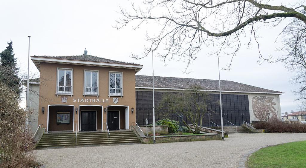 Hochzeitsmesse Traumhochzeit Bad Neustadt An Der Saale Stadthalle Brautkleid Heiraten Unterfranken