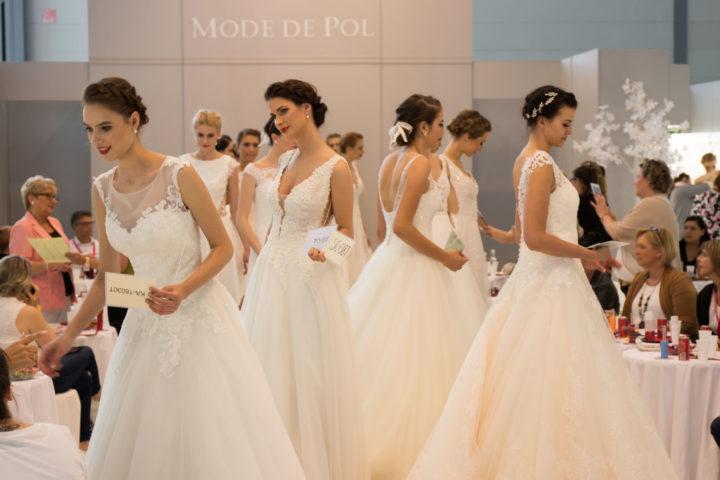 Mode De Pol Interbride Messe Brautmode Hochzeit
